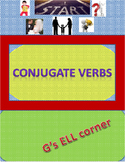 ESL:Conjugate regular verbs