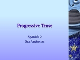 Conjugating Present Progressive in Spanish
