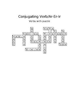 Conjugating Verb