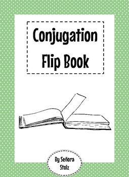 Conjugation Flip Book
