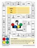 Conjugation Games - Jeux de Conjugaison
