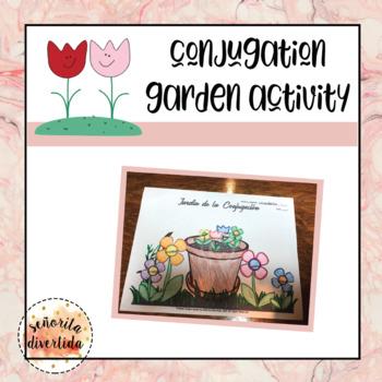 Conjugation Garden Activity