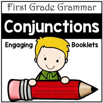 Conjugations (First Grade Grammar)
