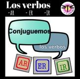 Conjuguemos los verbos -ar, -er, -ir