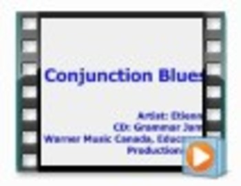 Conjunction Blues (Music Video) - from Grammar Jams CD& DVD