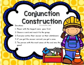Conjunction Contruction