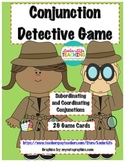 Conjunction Detective Game with Printable-BEST SELLER!