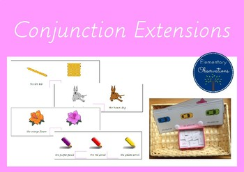 Conjunction Extensions