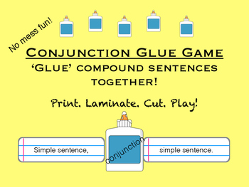 Conjunction Glue Game