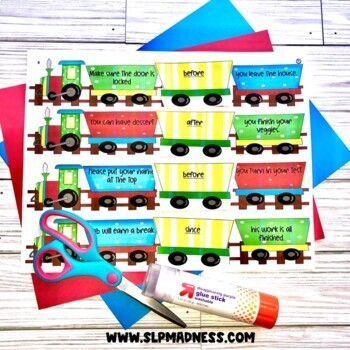 Conjunction Junction Sentences, Creating Complex Sentences
