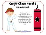 Conjunction Karate Expansion Deck