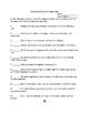 Conjunction Practice
