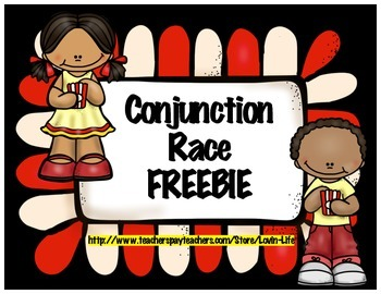 Conjunction Race FREEBIE of the WEEK- FEEDBACK APPRECIATED :)
