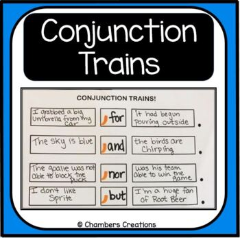 Conjunction Trains