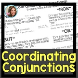 Coordinating Conjunctions   Speech and Language Therapy