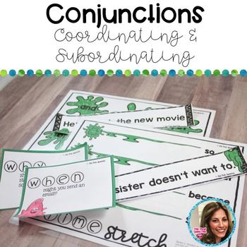 Coordinating and Subordinating Conjunctions | Creating Sentences