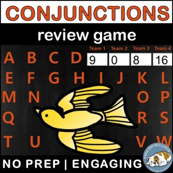 Conjunctions Bomb Game