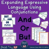 Conjunctions Bundle: And, But & Or