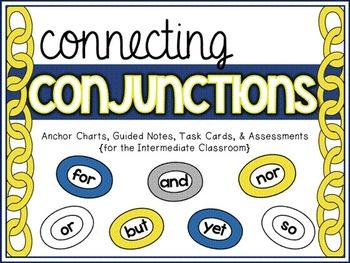 Conjunctions {Coordinating, Subordinating, Correlative} fo