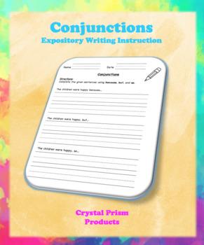 Conjunctions (Hochman Method Aligned Resource for Elementary School)
