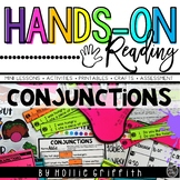Conjunctions L.1.1.g {Hands-on Reading}
