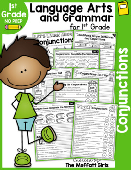Conjunctions NO PREP Packet