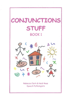 Conjunctions Stuff - Book 1 ***BEST SELLER ***