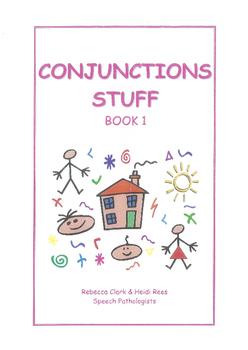 Conjunctions Stuff - Book 1 ***BEST SELLER ***
