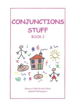 Conjunctions Stuff - Book 2 ***BEST SELLER ***