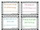 Conjunctions: Task Cards