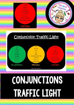Conjunctions Traffic Light