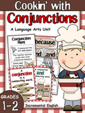 Coordinating Conjunctions Worksheets and Activities - Cookin' with Conjunctions