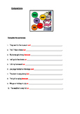 Conjunctions and Compound Sentence Practice