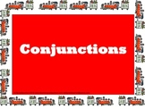 Conjunctions and FANBOYS