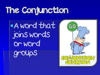 Conjunctions and Interjections Grammar Notes