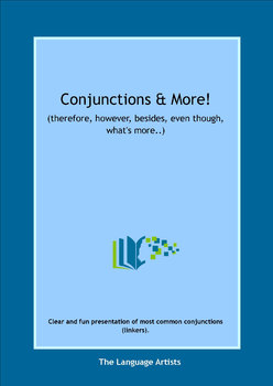 Conjunctions and More! (therefore, however, besides, even