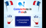 Conjunctions in French - A Complete Guide.