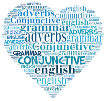 Conjunctive Adverbs SmartBoard