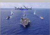 Conjunto de atividade Batalha Naval com coordenadas Cartes