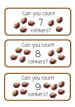 Conker Counting Cards