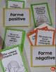 Cahier interactif #5 / Connaissances de la Phrase / Syntaxe: FRENCH