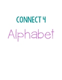 Connect 4 - Alphabet