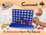Connect 4 - Animated How to Play Resource - PCS