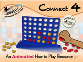 Connect 4 - Animated How to Play Resource - Regular
