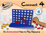 Connect 4 - Animated How to Play Resource - SymbolStix