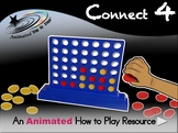 Connect 4 - Animated How to Play Resource - VI