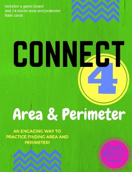 Connect 4: Area and Perimeter