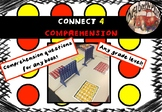 Connect 4 Comprehension Game - Reading comprehension - Gui
