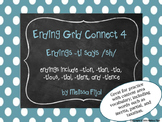Connect 4 Ending Grid game; Endings with -ti