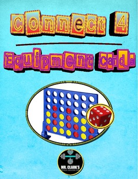 Connect 4 Equipment Cards